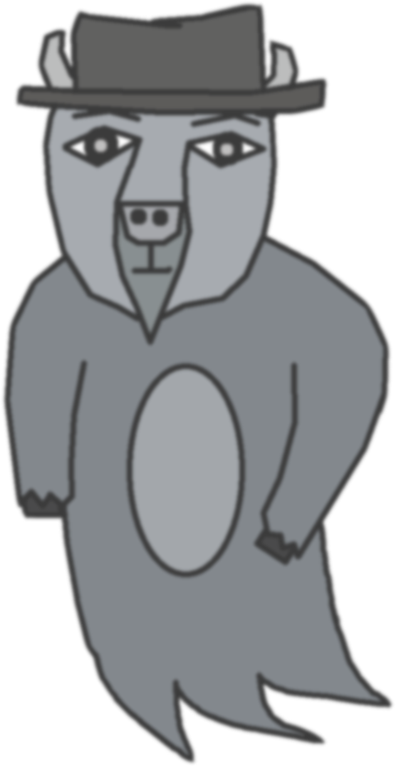 Ghost Buffalo Avatar